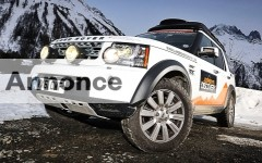 Land Rover Discovery nummer 1.000.000 på mission